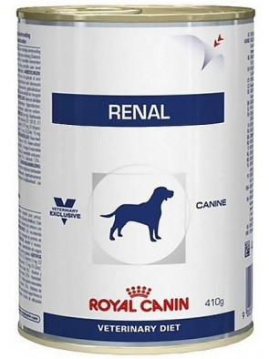Royal Canin Veterinary Diet Canine Renal puszka 410g