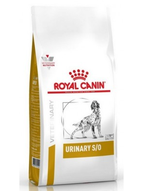 Royal Canin Veterinary Diet Canine Urinary S/O 2kg
